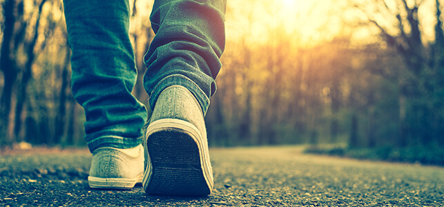Mindful Walking Practice: How to Get Started