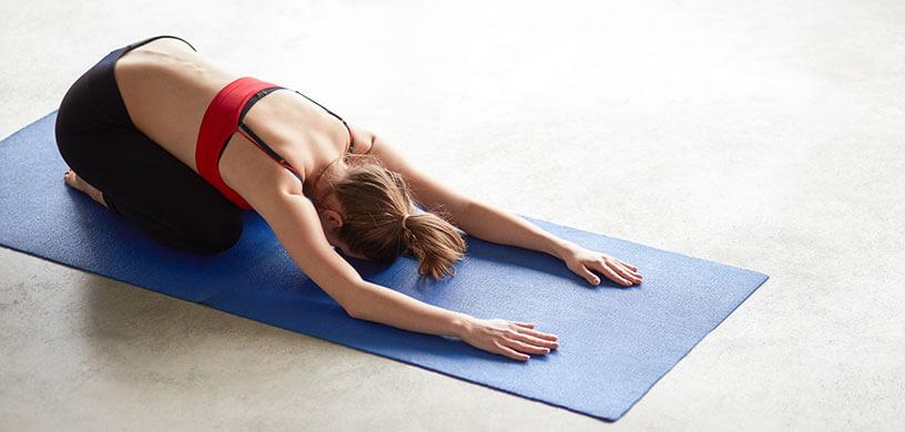 5 Spring Inspired Yoga Poses