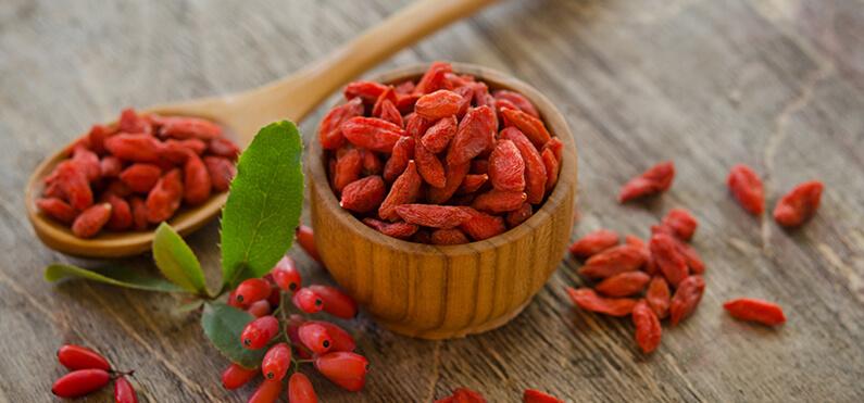 Superfood Favorites Goji Berries