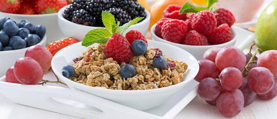 fruits fiber