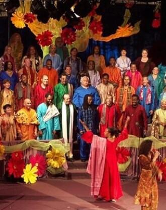 The Agape International Choir