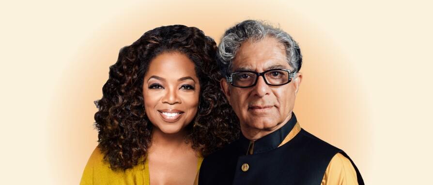 Deepak Chopra and Oprah Winfrey 21-Day