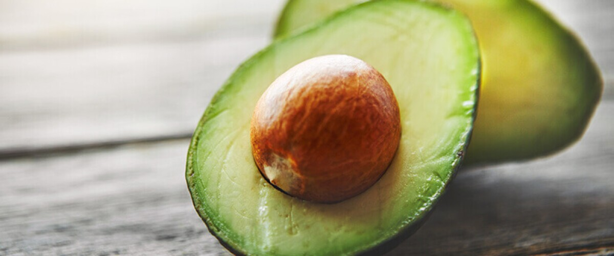 fresh avocado delicious