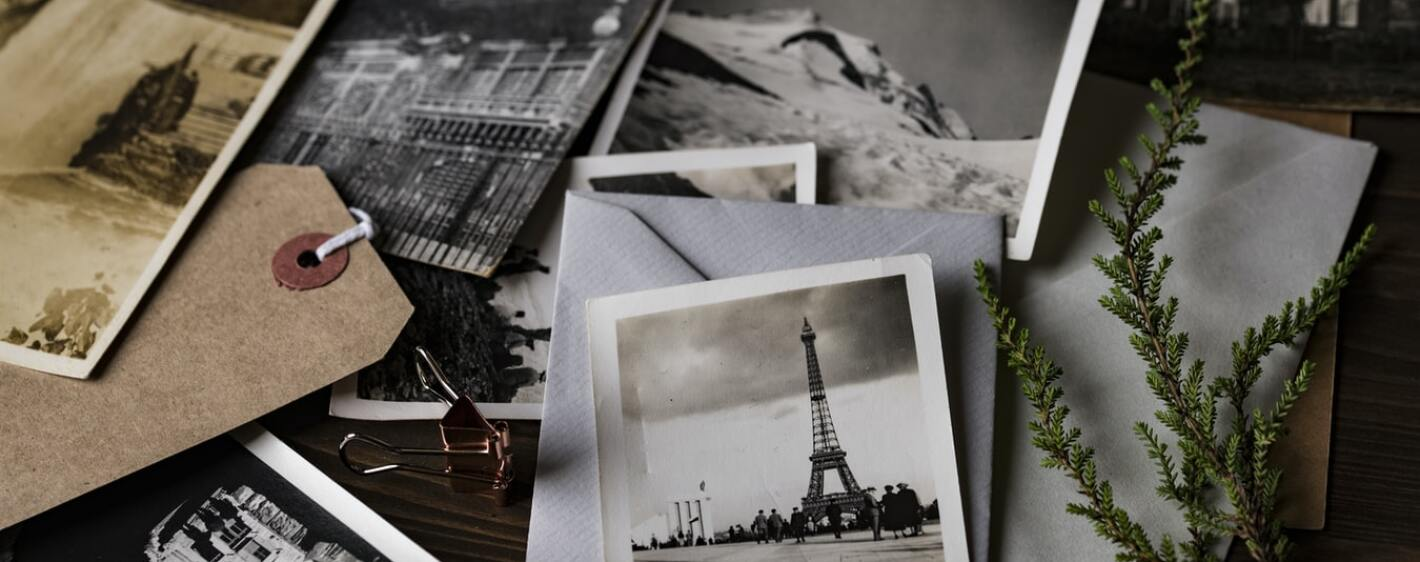 Vision Board Paris