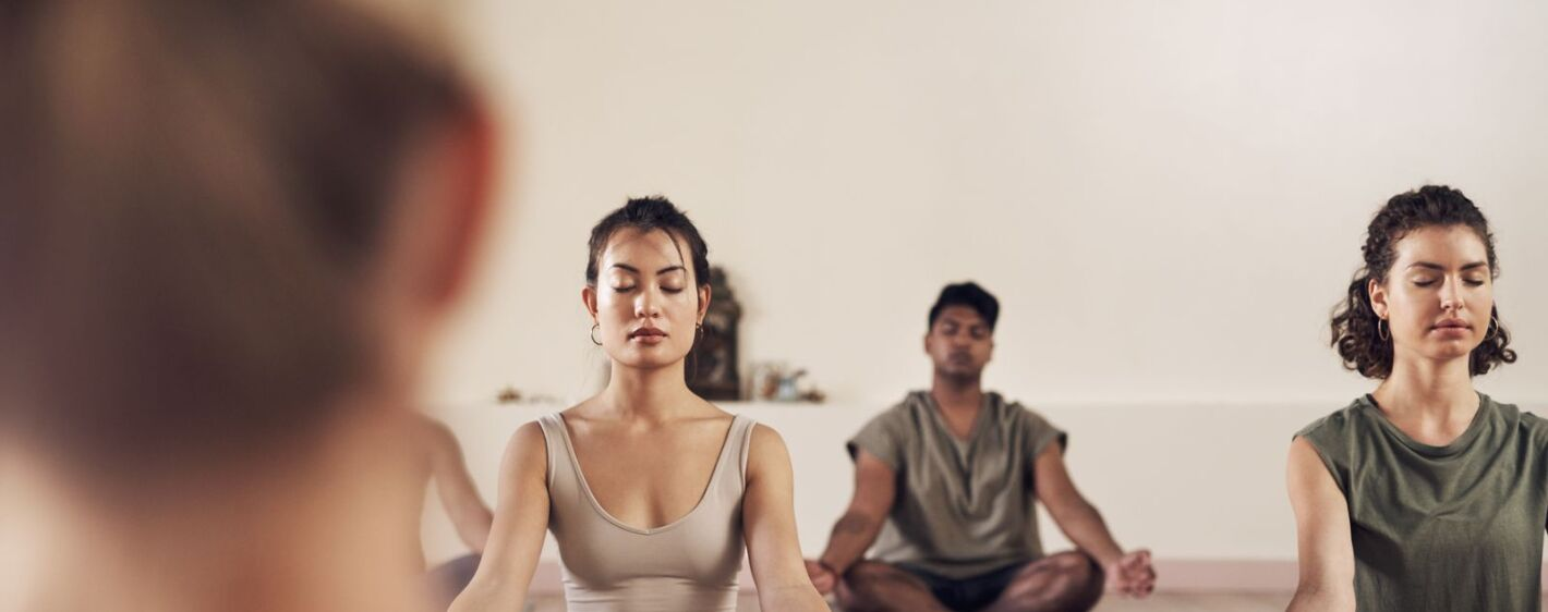 Group Meditation Studio