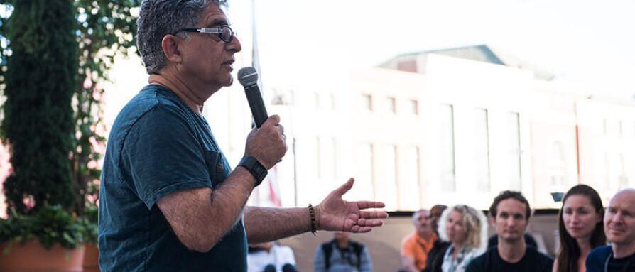 Deepak Speaking