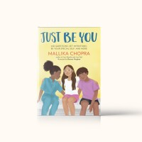 Mallika Chopra Book Cover - Just Be You