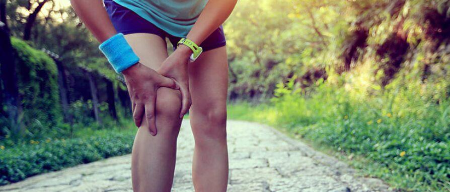 knee pain during run